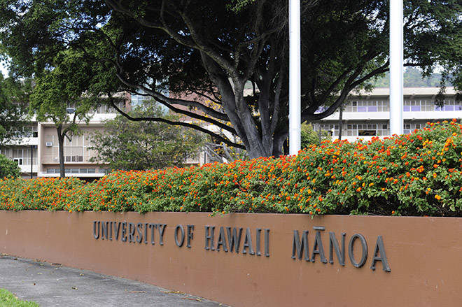 Photo of International Scholarships at University of Hawaii in USA 2020
