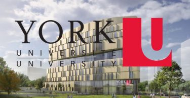 Automatic Entrance Scholarships at York University in Canada 2020
