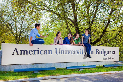 International Awards at American University in Bulgaria 2020