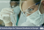 EUSP International Scholarships in Europe 2020
