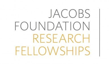 Jacobs Foundation Research Fellowship Program 2020