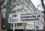 VC's Global Development Scholarship at University of Portsmouth in UK 2020