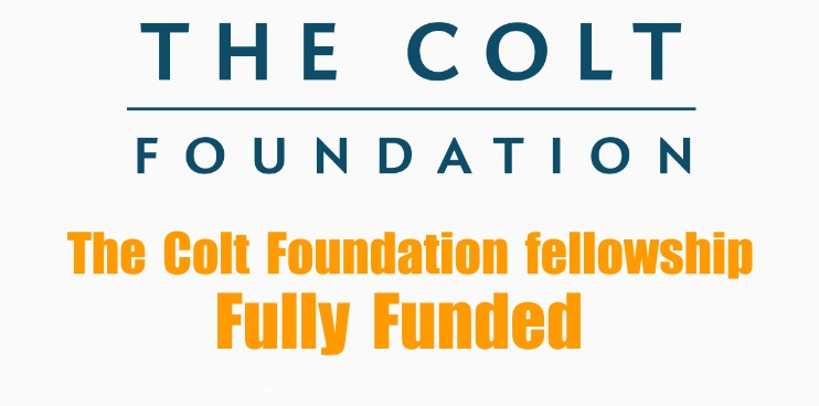 Colt Foundation PhD Fellowships in Occupational/Environmental Health in UK 2020