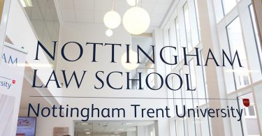 LLM South Asia Scholarships at Nottingham Law School in UK 2020