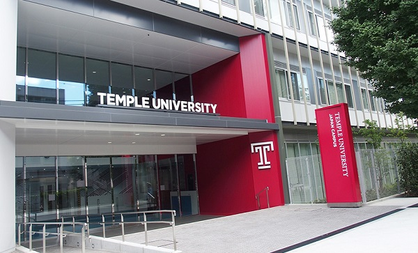 Merit Awards at Temple University in Japan 2020