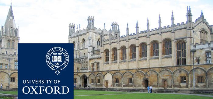 Photo of Eni-Oxford Africa Scholarship at University of Oxford in UK 2020