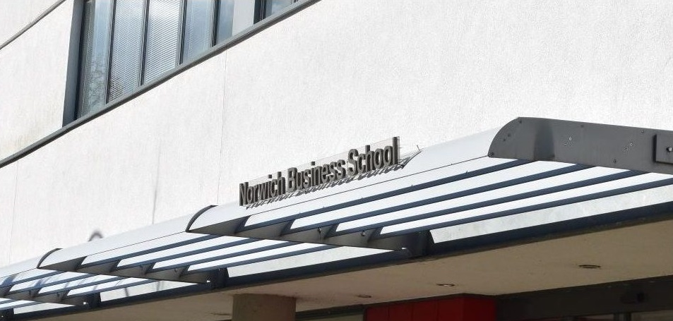 Photo of Open World Scholarships at Norwich Business School in UK 2020