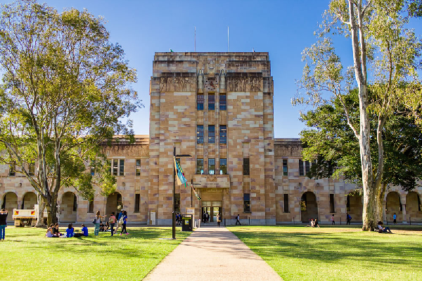 Photo of International Scholarship at University of Queensland in Australia 2020