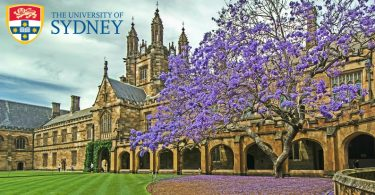 Vice-Chancellor International Scholarships Scheme at University of Sydney in Australia 2020