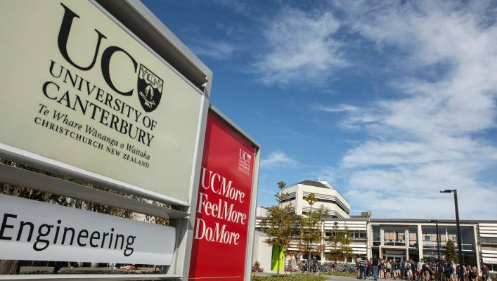 Photo of Owen Browning Scholarships at University of Canterbury in New Zealand 2021
