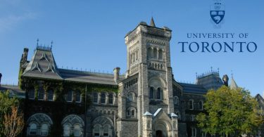 Admission Scholarships at University of Toronto in Canada 2020