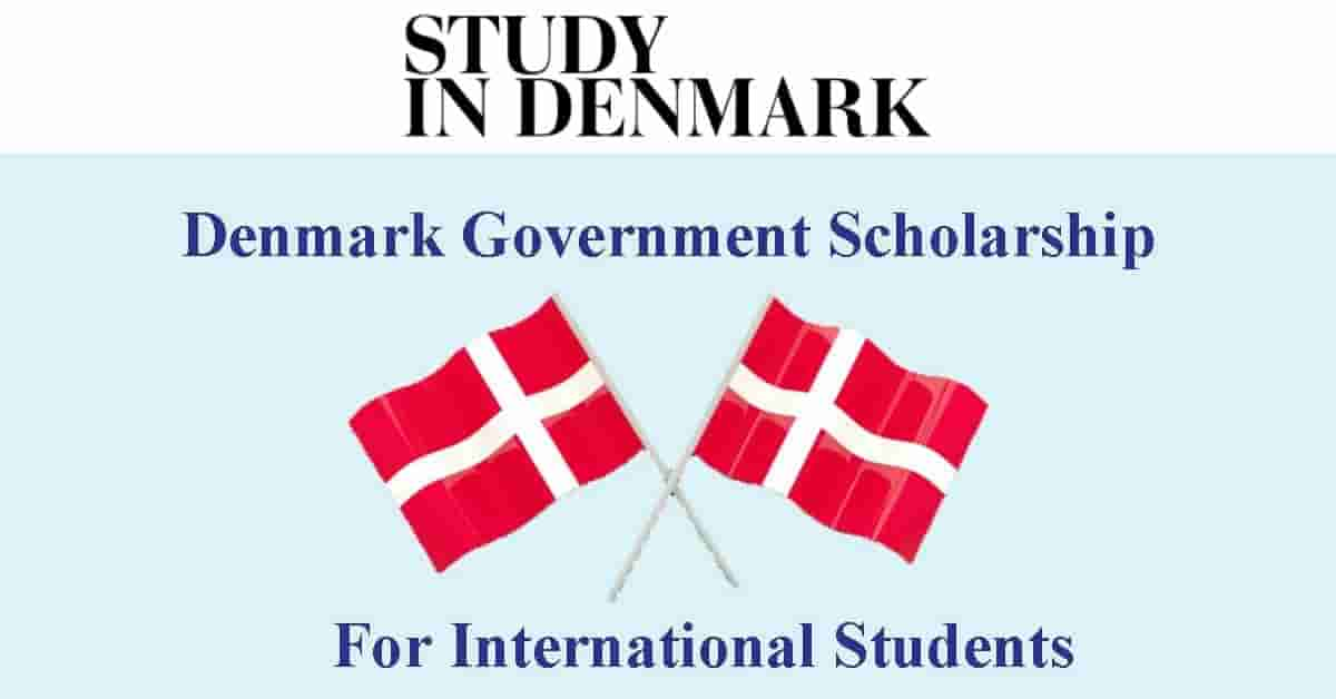 Photo of Danish Government International Engineering Scholarships in Denmark 2020