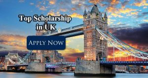 Top Scholarships to Study in UK 2020/2021