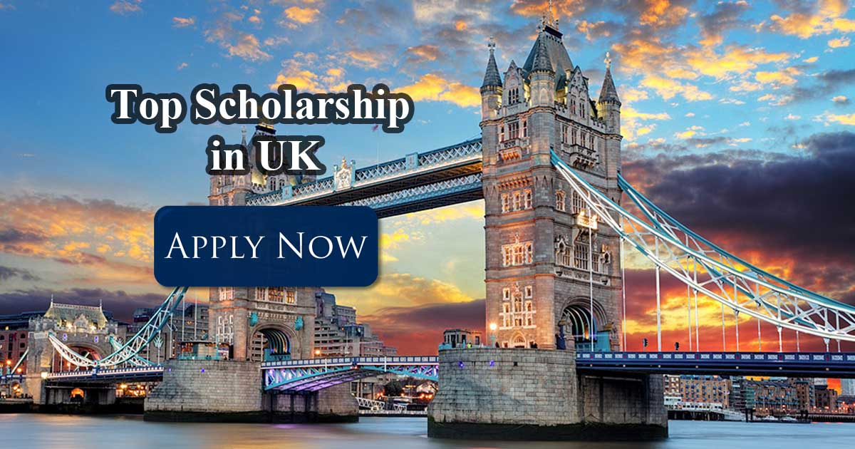 Photo of Top Scholarships to Study in UK 2020/2021