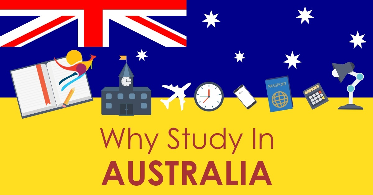 Photo of Reasons to study in Australia