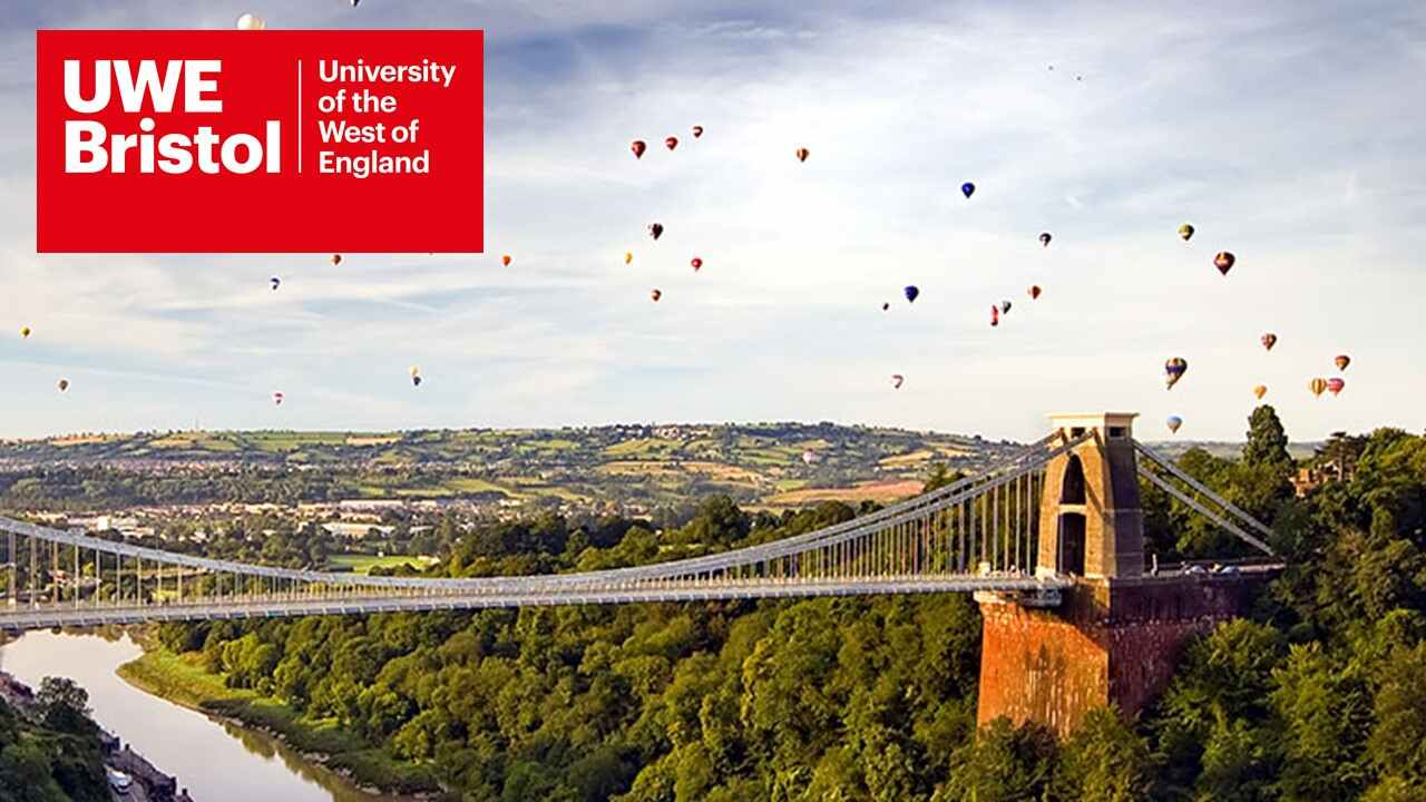 Photo of Dean's Scholarship at UWE Bristol in UK 2020