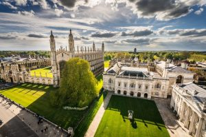 African Scholarships at University of Cambridge in UK 2020