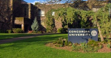 GSA Awards at Concordia University of Edmonton in Canada 2021