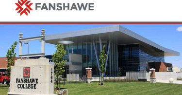 International Latin American Leadership Entrance Awards at Fanshawe College in Canada 2021