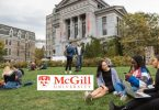 Engineering International Awards at McGill University in Canada 2020