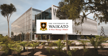 Noeline Alcorn Awards at University of Waikato in New Zealand 2020