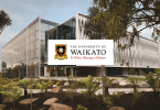 Terry Healy Memorial Awards at University of Waikato in New Zealand 2020