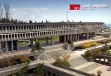 Photo of Simon Fraser University Major Entrance Awards in Canada 2021