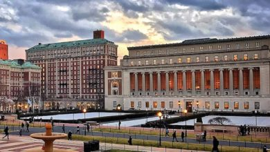 Photo of Spencer Education Fellowship at Columbia University in USA 2022