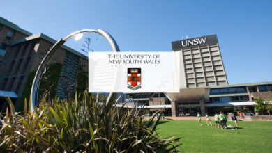 Photo of UNSW International Research Scholarships in Australia 2021