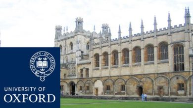 Photo of Oxford-Swire Graduate Scholarship in UK 2021