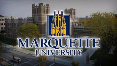 Photo of Global Scholar Award at Marquette University in USA 2021