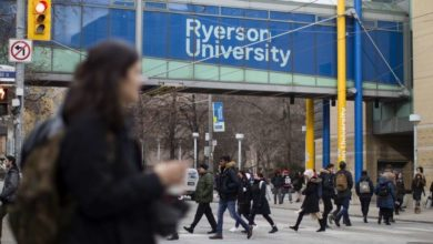 Photo of President's Entrance Scholarship at Ryerson University in Canada 2021