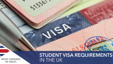 Photo of UK Student Visa
