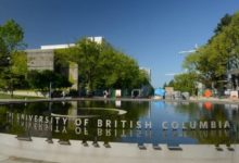 Photo of University of British Columbia Merit Awards in Canada 2021