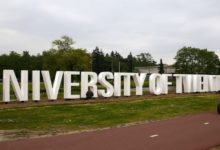Photo of Graduate Scholarships at University of Twente in Netherlands 2021
