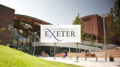 Photo of MRes PhD Studentships at University of Exeter in UK 2021