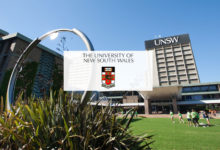 Photo of International Scientia Coursework Scholarship at UNSW in Australia 2021