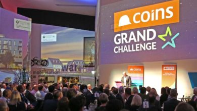 Photo of COINS Grand Challenge for Undergraduates and Entrepreneurs in USA 2021