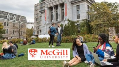 Photo of McCall MacBain Scholarships at McGill University in Canada 2022