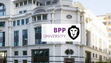 Photo of Full Fees Scholarships at BPP University in UK 2021