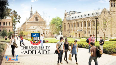 Photo of Student Emergency Fund at University of Adelaide in Australia 2021