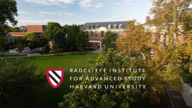 Photo of Radcliffe Institute Fellowship in USA 2021