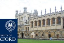 Photo of Rhodes Scholarships for Zimbabwe at University of Oxford in UK 2022